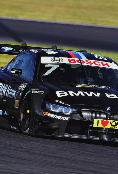 Bruno Spengler  Lausitzring 2016