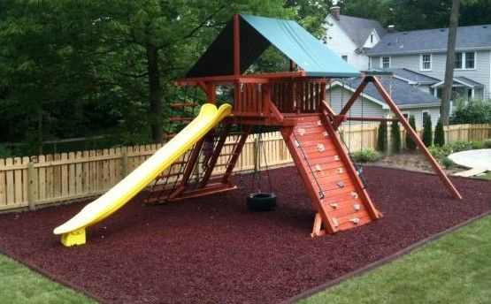 15 best images about playset area on pinterest plays for Tire play structure