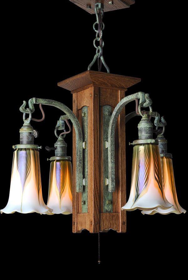 Old California Lamp