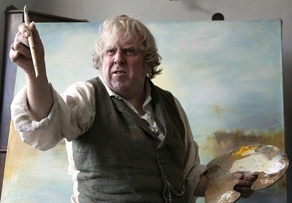 Impresionismo escénico crítica a Mr. Turner (Reino Unido, 2014), dirigida por Mike Leigh.   ★★★★    ...