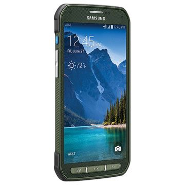 Samsung Galaxy S5 Active G870A Green @ 38 % Off With 1 YEAR AUSTRALIAN WARRANTY. Order Now Stock Limited!!!