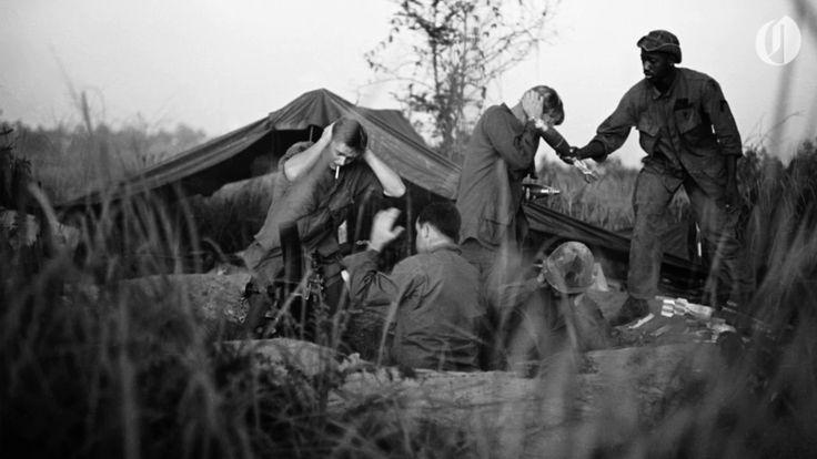 Portland photographer reveals 40 never-before-seen photos from the Vietnam War https://www.youtube.com/watch?v=sb317Q13t5s