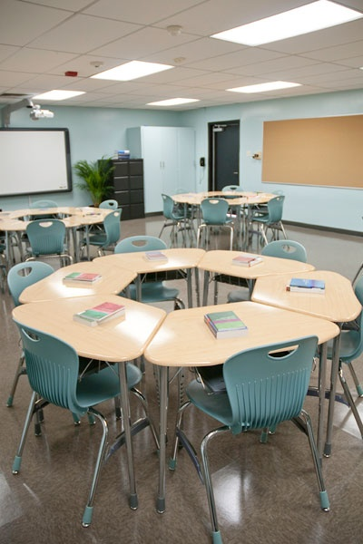 Collaborative Classroom Space ~ Collaborative classroom solutions for any style or space
