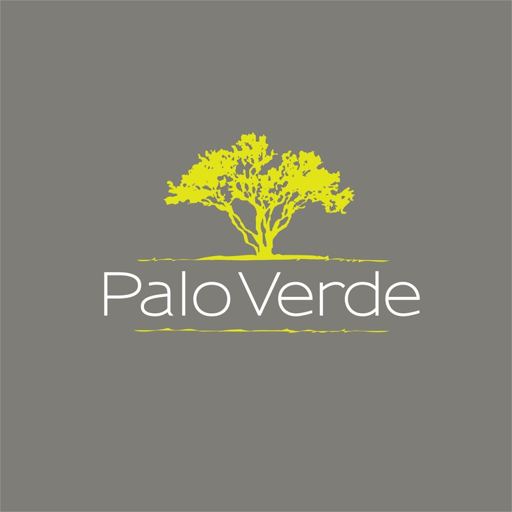 Introducing Brookfield Homes' elegant new community in the Carlsbad foothills -  Palo Verde. The logo is an artful take on the delicate and slender forms of the Palo Verde tree, showing off a crisp, fresh color palette that we're looking forward to rolling out in future marketing efforts.