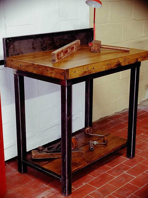 Hey, I found this really awesome Etsy listing at https://www.etsy.com/listing/523080286/industrial-workbench