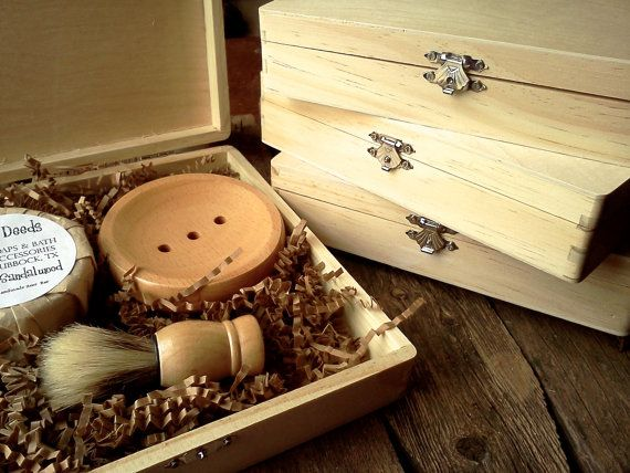Mens Wedding Gifts From Bride: Groomsmen Shave Sets, Mens Wedding Gifts 5 Piece Set