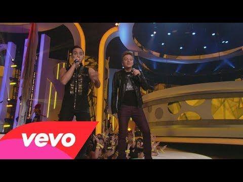 Prince Royce feat. Michel Teló - Te Dar um Beijo - YouTube