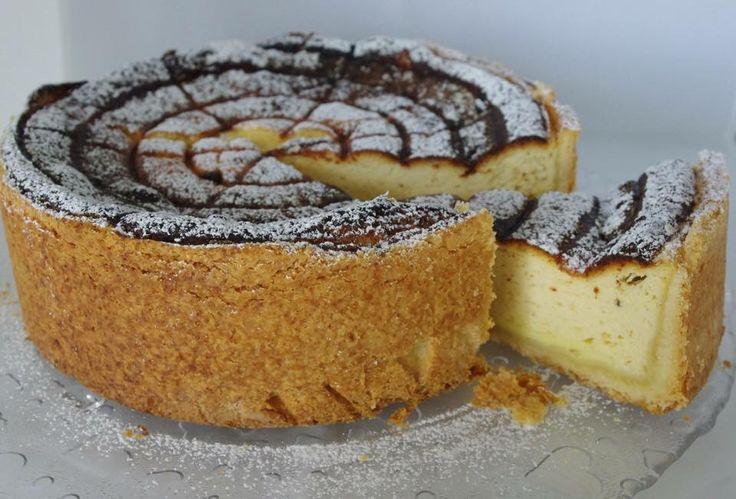 L'Amérique a son cheesecake… L'Alsace a sa tarte au fromage blanc ! Il y a sans…
