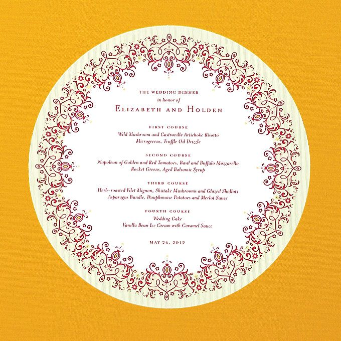 Sample Menu Card With Good Quality And Smaller Moq - Buy Sample Menu