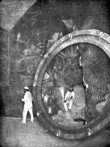 Trou de ver - Stargate