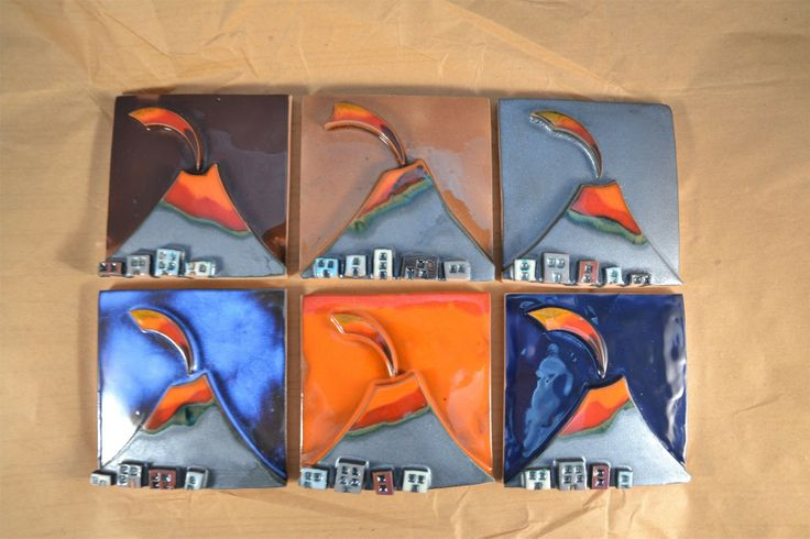 six pack Vesuvio
