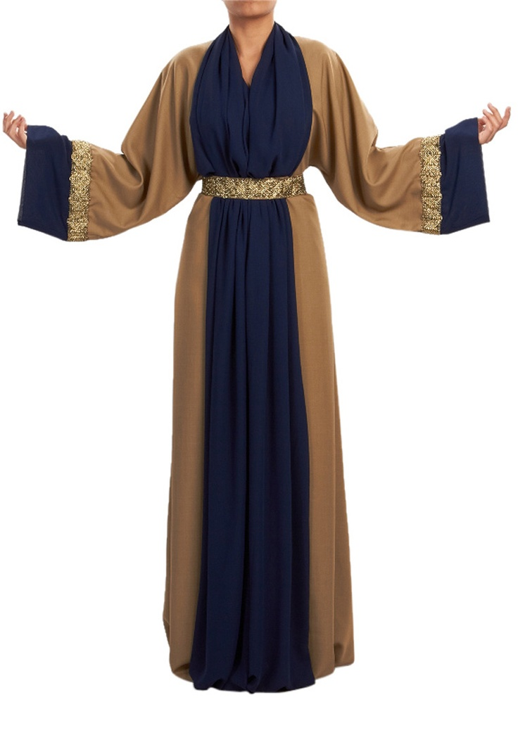 this is very similar to the abaya I had made