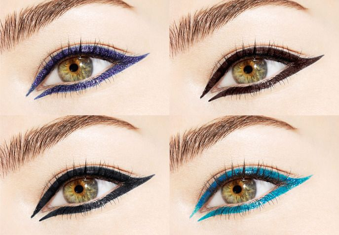 SEPHORA HOT NOW VOLUME 8: SEPHORA COLLECTION COLOR PROOF WATERPROOF LIQUID EYELINER makeup ideas
