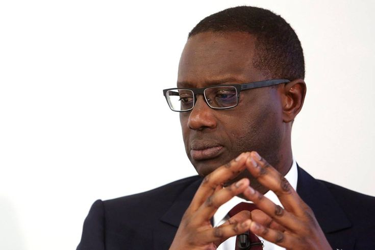 Tidjane Thiam's One-Year Anniversary Gift at Credit Suisse: Brexit Upheaval - WSJ
