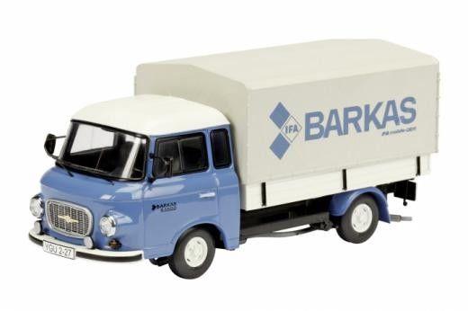 "Barkas B 1000 ""BARKAS IFA Mobile"" Pritsche/Plane - Die-cast | Hobbyland"