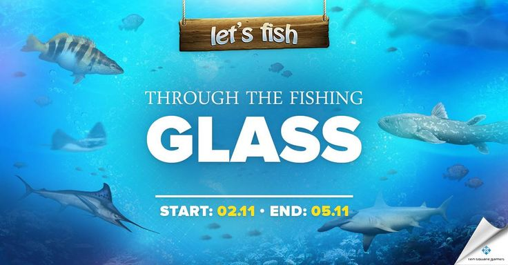 Through the fishing glass http://wp.me/p3xnRX-7J #letsfish