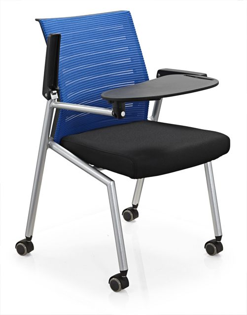 Conference folding chair with writing table/plastic office chair with metal mesh  http://www.rongfuoffice.com/product/conference-folding-chair-with-writing-tableplastic-office-chair-with-metal-mesh/
