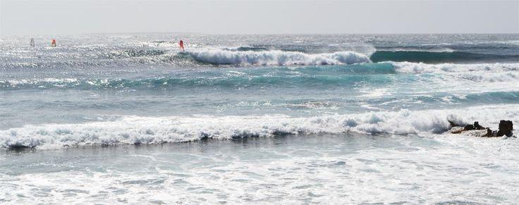 Wellen bei Mistral auf Sardinien. Quelle: http://www.sardinien-inside.info