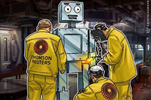 Thomson Reuters Launches Blockchain Startup Incubator