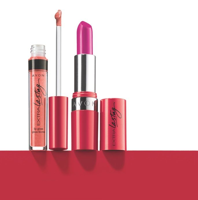 Get lips that last this summer with our Extra Lasting Lip Gloss and Lipstick!