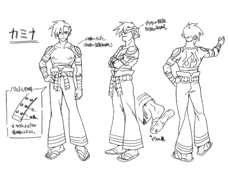 799 best MODEL SHEETS SETTEI images on Pinterest