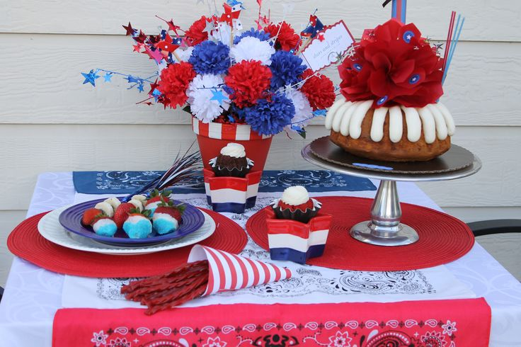 4th of july bundt cake recipes