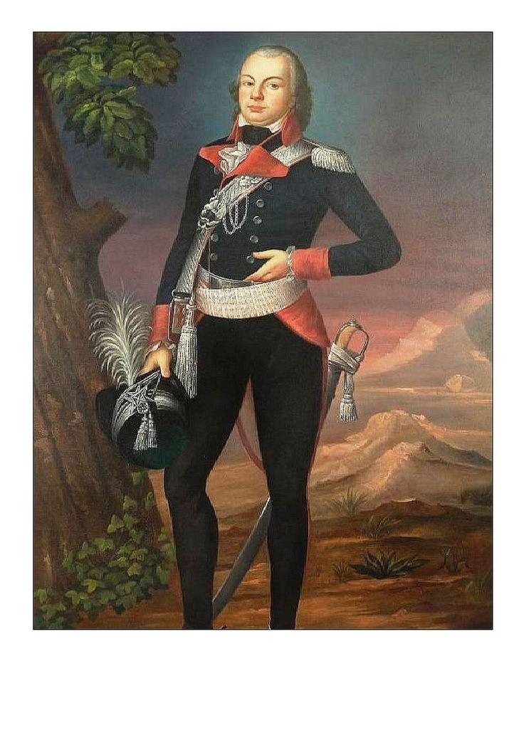 Józef Niemojewski 1763-1839 rotmistrz Kawalerii Narodowej,generał major ziemiański w 1794.
