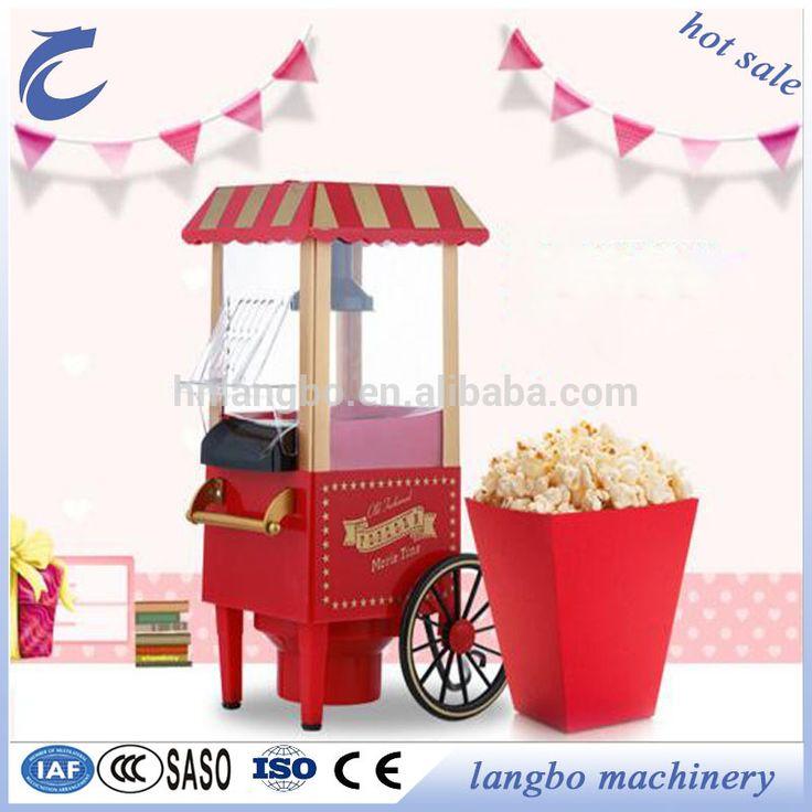 mini popcorn machine/mushroom popcorn machine/popcorn machine for sale