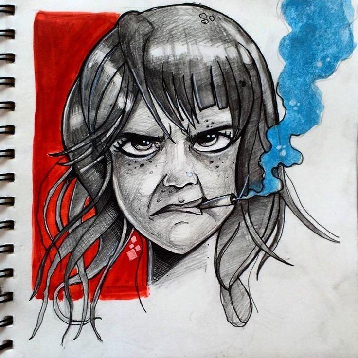 character sketches, jishnu k on ArtStation at https://www.artstation.com/artwork/d6D9K
