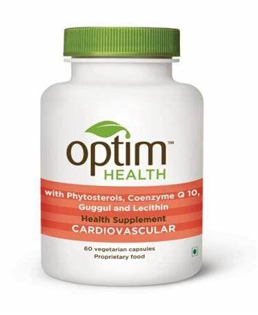 Optim Cardiovascular Supplement Buy Online at Best Price in India: BigChemist.com