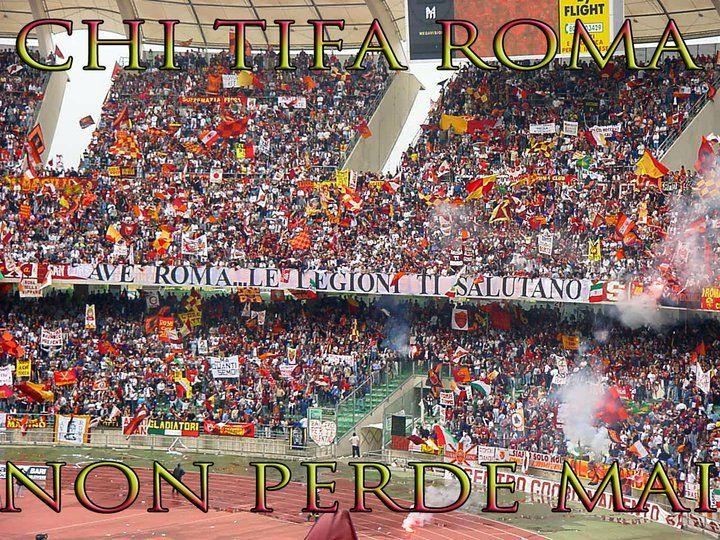 Chi tifa Roma non perde mai - AS Roma http://asr1927news.blogspot.it
