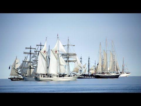 Dublin Tall Ships Festival