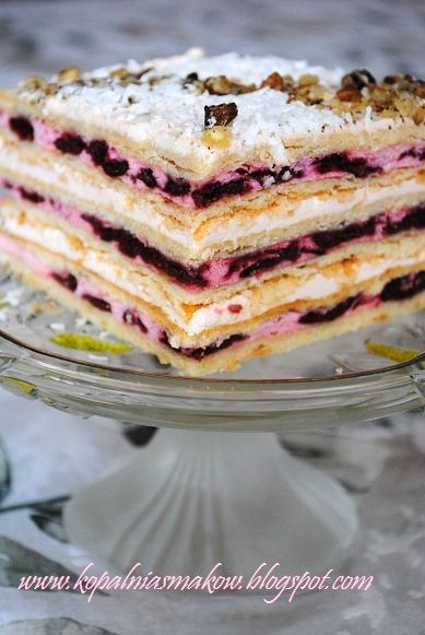 Kopalnia Smaków...: Ciasto Jakuba