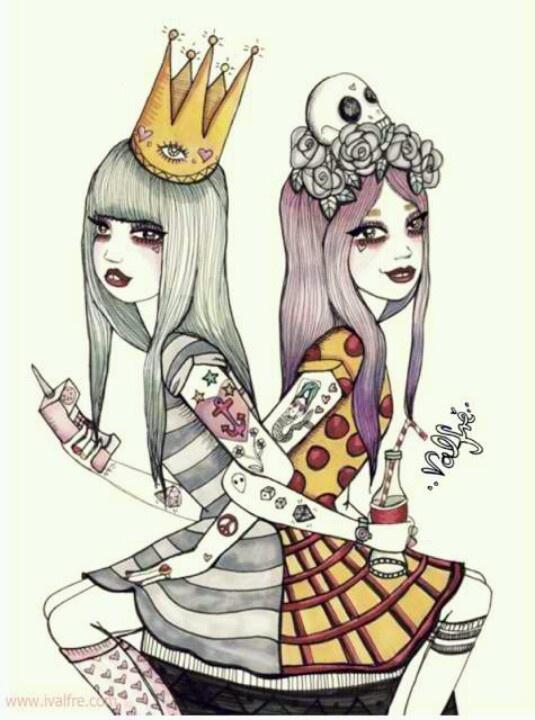 As ilustrações de Valfré