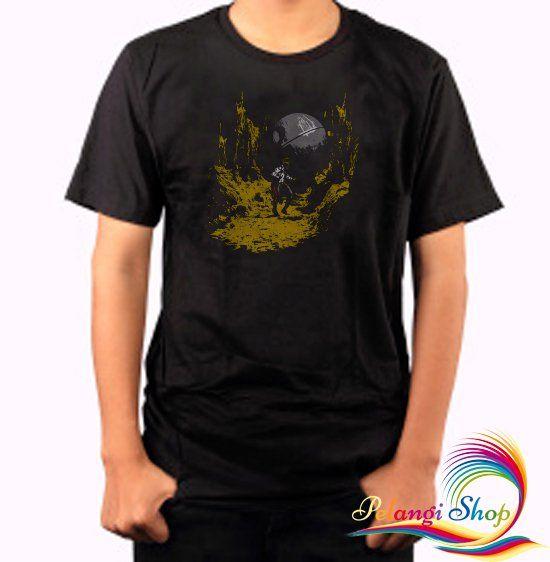 Raiders+of+the+Galactic+Empire+Black+Men's+Tshirt