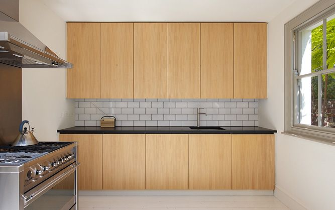 Modern Ash Cabinets Google Search In 2019 Kitchen