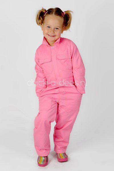 Roze Overall Voor Kinderen Overalls Baby Rompers And