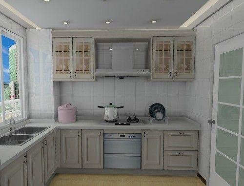 desain dapur persegi - Penelusuran Google