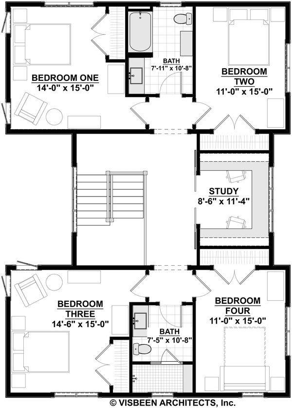 Farmhouse Style House Plan 5 Beds 3 5 Baths 3526 Sq Ft Plan 928 324 In 2020 Farmhouse Style House Plans House Plans Farmhouse Style House