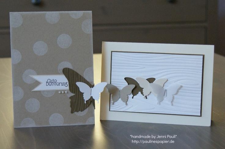 More gorgeous cards by Jenni Pauli