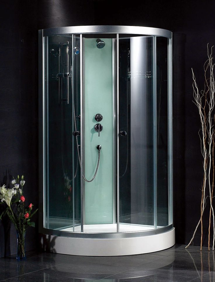Round shower stall free standing za b900h free standing for European bathroom stalls