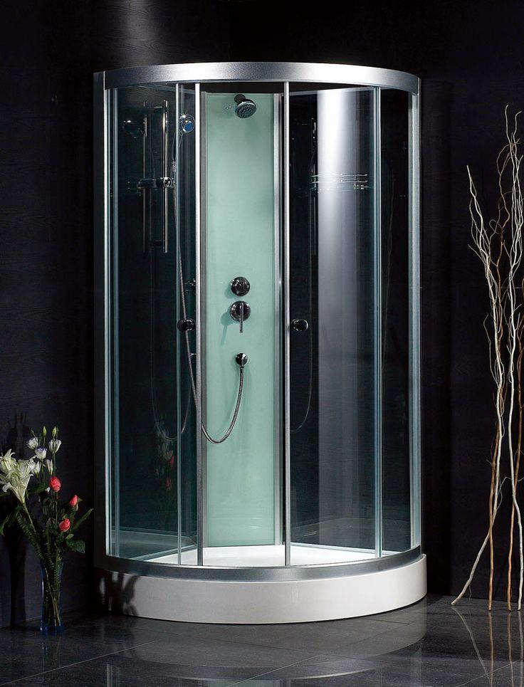 Round Shower Stall Free Standing Za B900h Free Standing Shower Enclosure European Design Free