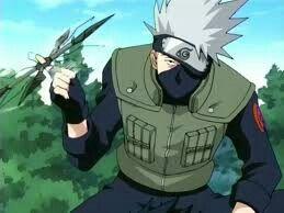 Kakashi - Naruto