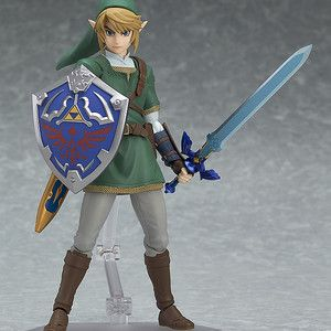 Link: Twilight Princess figmas - The Legend of Zelda: Twilight Princess