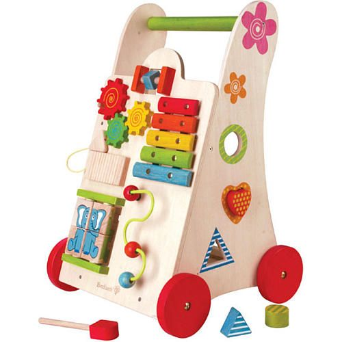 Toddler Toys Physical Toys : Everearth activity walker maxim enterprises toys quot r