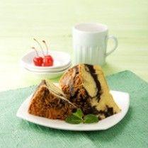 Resep Marmer Cake Keju