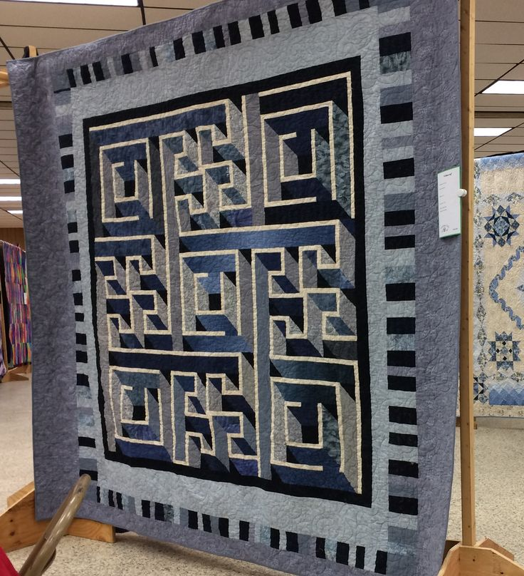 Labyrinth Walk Pattern Free Cool Labyrinth Walk Quilt Pattern Free