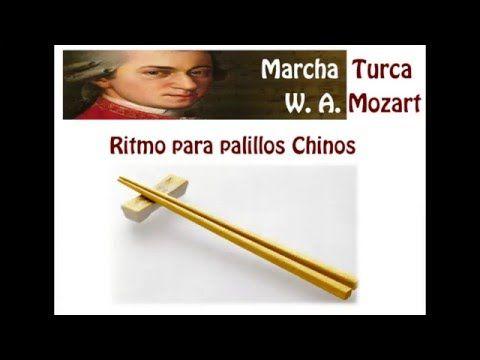 Ritmo de Palillos. Marcha Turca. - YouTube