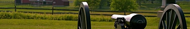 Gettysburg National Military Park- There's a Guided CD tour for your car!!!!