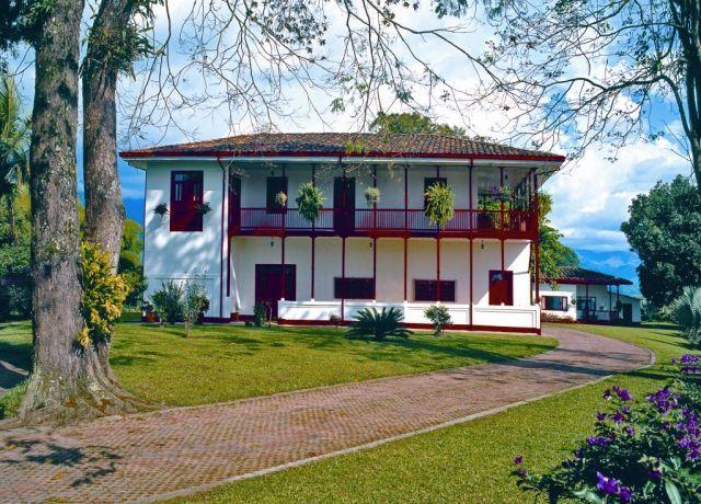 Coffee Farm, Quindío, Colombia.